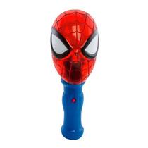 Giro Flash Homem Aranha Marvel Disney Brinquedo Dtc 3654