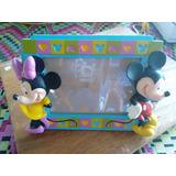 Portarretrato Micky & Minnie Mouse