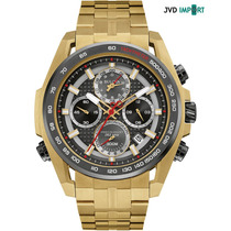 Reloj Bulova 98b271 Cronógrafo Precisionist - 100% Original
