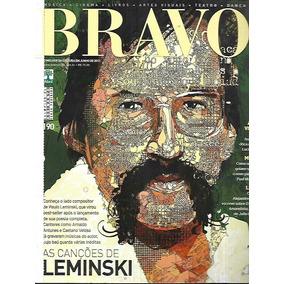 Bravo! - Junho De 2013 As Canções De Leminski