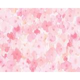 Empapelado Flor Aquarela Rosa - Sophie Empapelados -