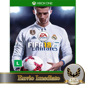 Fifa 18 Copa Do Mundo - Xbox One - Original Digital - Online