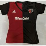 Juego Camisetas Futbol Femenino Boca Newells + Numero Gratis