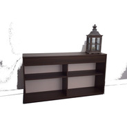 Mueble Bajo Para Smart Tv Con Cajon
