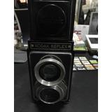 Camara Kodak Reflex 2 1/4 X 2 1/4 Clasica