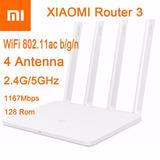 Xiaomi Mi Wifi Router 3 2.4ghz/5 Ghz 1167mbps Wifi 802.11ac