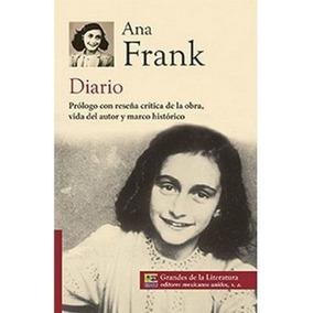 Libro El Diario De Ana Frank Ana Frank