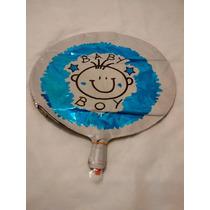 Balão Baby Boy - Chá De Bebê(45cm) - Pacote Com 10