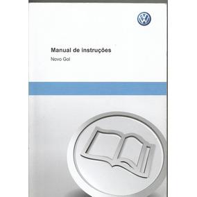 Manual Proprietário Novo Gol City G6 2014 Original Kit Compl