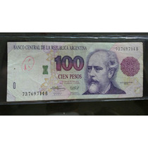 Billete 100 Convertibles Serie Vieja