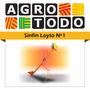 Sinfin Chimango Loyto Nº1 3 Mts 2000 Kg/hs