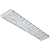 Luminária Fluorescente De Sobrepor 2x40w 24 Aletas 05238 - I