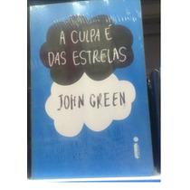 Guarda Livro / Caixa De Fotos/ A Culpa E Das Estrelas