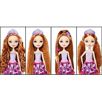 Ever After High Holly O Hair Penteados Mágicos Mattel