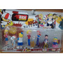 Set De Figuras Disney De Kit Buttowskie Y Sus Amigos