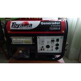 Planta Electrica A Gasolina Toyama Tg 2800-b Nuevo Modelo