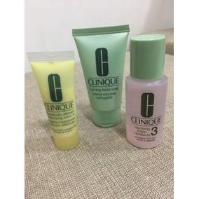 3 Pasos Clinique De Limpieza Facial