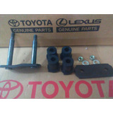 Kit Bujes Ballestas Toyota Machito 100% Original