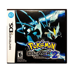 Pokemon Black 2 + 649 Pokes Shinys - Nintendo Ds 2ds & 3ds
