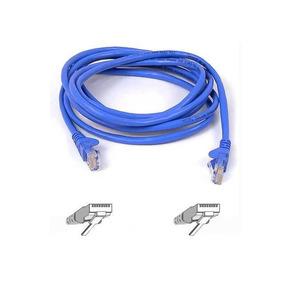 Juego 5 Cables De Redes Conectores De Pc A Monitor O Moden
