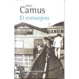 Albert Camus - El Extranjero - Libro Nuevo Ed Alianza