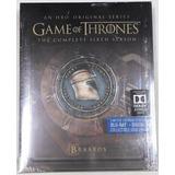 Game Of Thrones Bluray Temporada 6 Steelbook Limited Edition