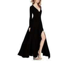 Vestido Largo Elegante De Fiesta, Dama Elegante.