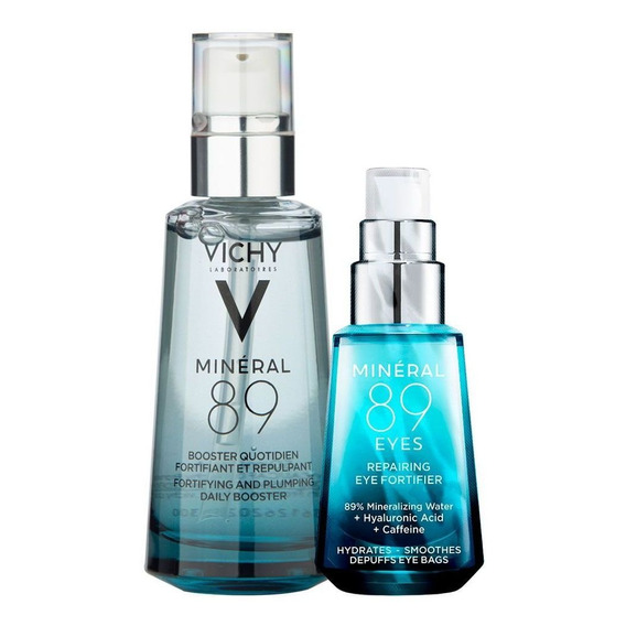 Vichy Mineral 89 Kit Diario Fortificante