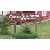 Cabañas En Villa Rumipal (valle De Calamuchita)