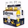 Cerveja Corona Extra - 06 Unidades 355ml - Pronta Entrega