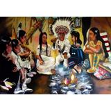 Cuadros Al Oleo En Lienzo Motivos Diversos Pintor Venezolano