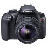 Camara Profesional Canon Eos T6 Rebelwifi 18-55mm + Kit 32gb