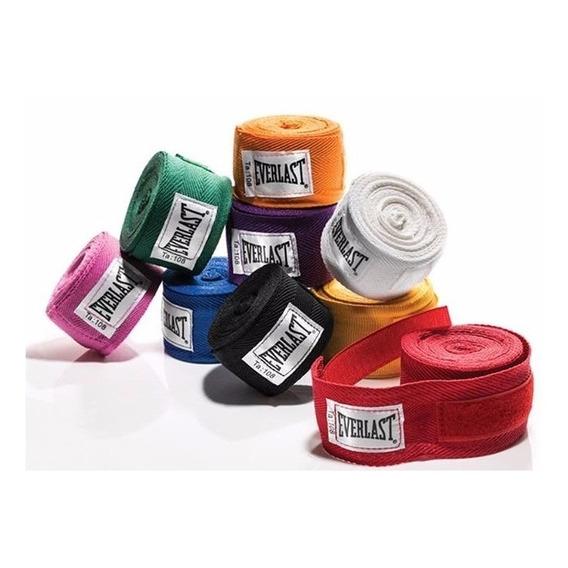 Par De Vendas Everlast De Boxeo 120 - Mma - Artes Marciales