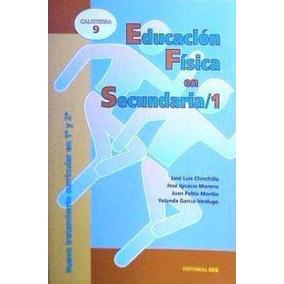 Educación Física Secundaria 1(libro Educación Física)