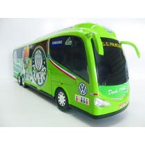 Miniatura Ônibus Palmeiras - Times De Futebol