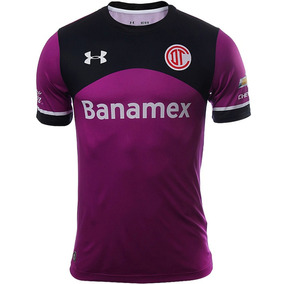 Playera Tercero Toluca 15/16 Hombre Under Armour Ua1505