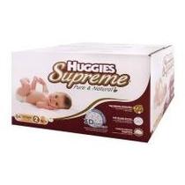 Huggies Supreme Pañales Para Bebé Etapa 2 Unisex 84 Piezas