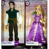 Princesa Rapunzel Y Principe Envío Gratis Originales Nuevos
