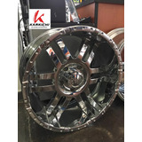 Rines Eagle 20x9 5-139 Para Ram Pick Up Cromados