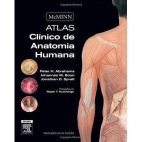Atlas Clinico De Anatomia Humana - Mcminn***