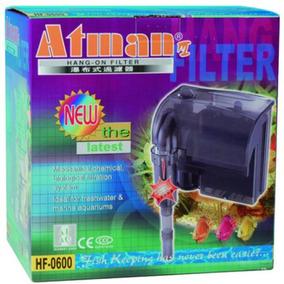Filtro Externo Atman Hf 0600 Hf 600 110v