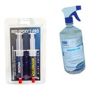 Badox F39 Bactericida Limpeza Ar Cond E 1 Solda Fria T Pro