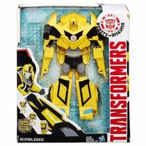 Transformers Bumblebee 20 Cm 3 Pasos +envio Gratis