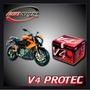 Alarma De Presencia Para Moto Marca Protec V4