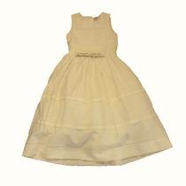 Vestido Niña Primera Comunión Confirmación D Manta 8-10