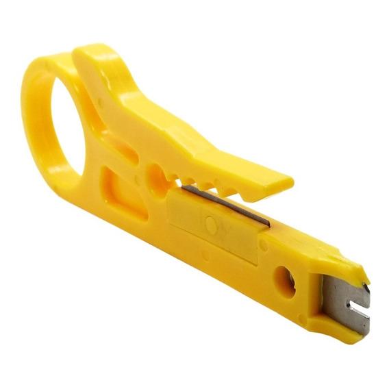 Pela Cable Utp Impactadora Red Rj45 Hony-koion