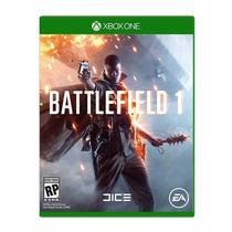 Battlefield 1 Xbox One Midia Fisica Portugues Bf 1 Pré-venda