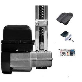 Kit Motor P/ Portão Automático Basculante Fuso 2m