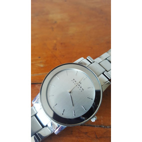 d424d216987cb Relógio Skagen Denmark Precisa Trocar Bateria Feminino - Relógios De ...