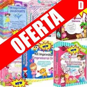 Kit Imprimible Mega Empresarial Todos En Uno Envio Gratis P